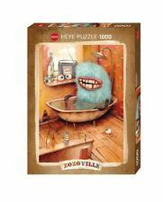 Heye Zozoville Bathtub 1000pc Puzzle Hey29539