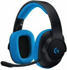 Logitech G233 Prodigy Wired Gaming Headset for PC, PS4, Xbox One (981-000701)