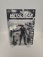 McFarlane Toys Solid Snake Metal Gear Action Figure