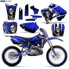 Graphics Kit Yamaha YZ125 YZ250 MX Dirt Bike YZ 125/250 Backgrounds 96-01 REAP U