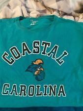 Coastal Carolina University 3x TShirt (100% goes to charity)