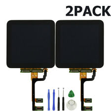 2X LCD Touch Digitizer Len Screen Assembly For Apple iPod nano 6th generation