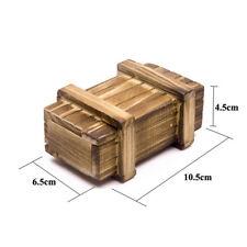 Wooden Box for 1/10 Axial SCX10 RC4WD D90 D110 CC01 TRX-4 RC Car Truck sale