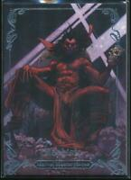 2018 Marvel Masterpieces Trading Card #29 Mephisto /1999