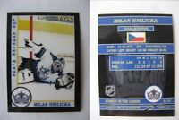 2015 SCA Milan Hnilicka Los Angeles Kings goalie never issued produced #d/10
