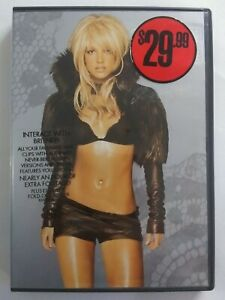 BRITNEY SPEARS Greatest Hits My Prerogative DVD Music Video Clips FREE POSTAGE