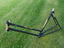 Vintage JC Higgins Austria Bicycle Frame Teal 3 Speed Bike for Woman's 26""