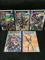SUICIDE SQUAD REBIRTH LOT/ DC Comic/ 16 17 18 19 20/ Harley Quinn/ Batman/ Joker