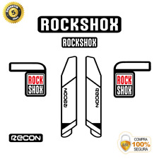 "STAR SAM® BIKE GABELSTICKER Rock Shox Recon 1 STICKER 26 /""STICKER"