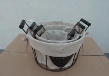 Collection Basket Display Basket Storage Basket Gift Basket  Wire Clean Basket