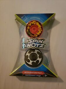 Hot Wheel Spin Shotz Acceleration Pack Fire