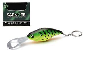 fish wobbler bottel opener/ key ring