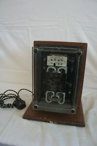 METROPOLITAN VICKERS - NE Polyphase Watt hour Meter - RARE! - 1930s - UNTESTED