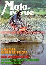 MOTO REVUE 2278 KAWASAKI KH 500 ; Motobecane D55 TT Jean Claude CHEMARIN 1976