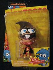NickToons The Fairly OddParents Timmy as Cleft the Boy Chin Wonder Figure 2012