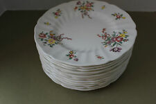 "ROYAL DOULTON OLD LEEDS SPRAY # 6203 SALAD PLATE 7 3/4""  1912-1956"