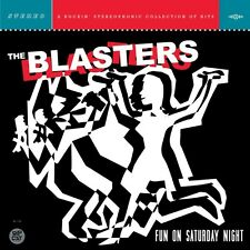 THE BLASTERS Fun On Saturday Night CD - ROCKABILLY - Americana - Phil Alvin