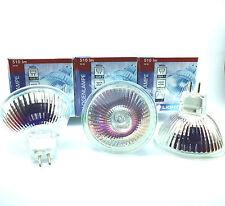 Lightway Halogenlampe 50 W-GU5.3-Versiegelt-3 Stk-Warm White-UV Stop(119)(A)