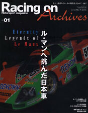 [BOOK] Racing on Archives 01 Mazda 787B Porsche 906 956 935 Toyota TS010 Le Mans