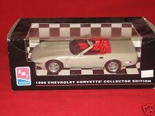 "1:25 AMT 1996 Chevrolet Corvette Collectors Edition Assmebled ""Dealership Model"""