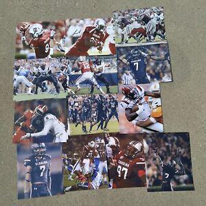 LOT of 22 South Carolina Gamecocks Football SIGNED 8X10 Photos