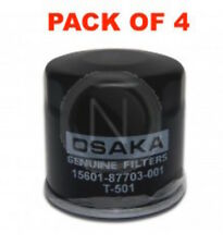 OSAKA OIL FILTER OZ443 INTERCHANGEABLE WITH RYCO Z443 (BOX OF 4)