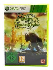 Majin and the Forsaken Kingdom Xbox 360 Spiel Bandai Komplett in OVP auf Deutsch