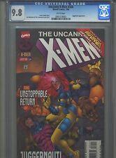 X-Men #334 CGC 9.8 (1996) Onslaught Gambit Jean Grey Juggernaut Bastion