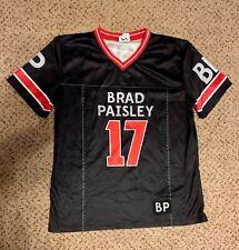 Brad Paisley Richards & Southern Concert Jersey - Women's Size Xl