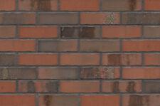 Strangpress Klinker-Riemchen NF-Format rot anthrazit bunt Riemchen Verblender