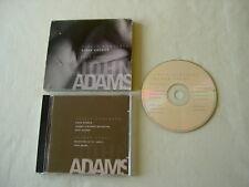 JOHN ADAMS Violin Concerto/Shaker Loops Kremer Nagano Adams CD album