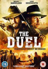 The Duel (2016) [New R2 UK DVD] Woody Harrelson Liam Hemsworth