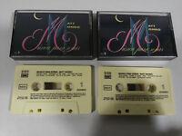 Matt Monro Musica para Rêver doble 2 X Ruban Cassette Emi 1991 Espagnol Edition