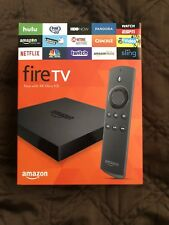 Amazon Fire TV Box With 4K Ultra HD 2nd Generation