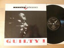 Zazou Bikaye – Guilty !  GER 1989  LP    Vinyl   mint-