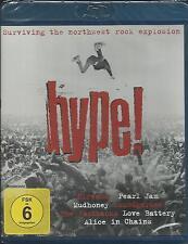 Hype ! - Nirvana, Soundgarden, Pearl Jam (Blu-Ray ) - Neu