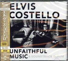 ELVIS COSTELLO-UNFAITHFUL MUSIC-JAPAN 2 SHM-CD H40