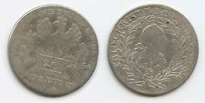 G6853 - Brandenburg-Bayreuth 20 Kreuzer 1764 CLR Friedrich Christian 1763-1769