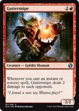 GUTTERSNIPE Iconic Masters MTG Red Creature — Goblin Shaman Unc