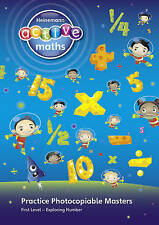 Heinemann Active Maths - First Level - Exploring Number - Practice Photocopiable