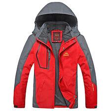 Men Coat Snow Ski Warm Outdoor Sport Jacket Winter Waterproof Windproof Overcoat