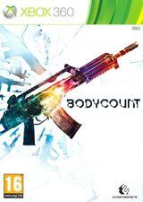 Bodycount XBOX360 - totalmente in italiano