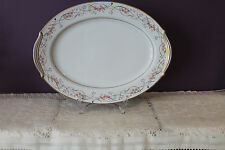 "NORITAKE CHINA JAPAN 13-1/2"" SERVING PLATTER 5778 CALVERT"