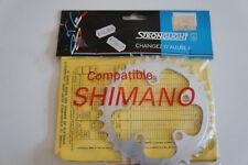 CORONA Vintage stronglight ST290 COMPATIBILE SHIMANO Chainring 32 DENTI CICLISMO