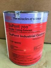 DuPont 700 Industrial Coating 717P White Gallon