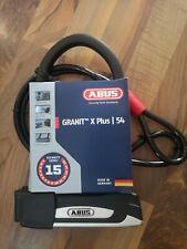 Abus GRANIT XPlus 54 U-Lock 160HB230 Anti-Theft
