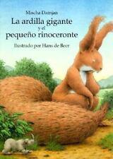 Ard Gig Peq Rin SP Big Squ Lit (Spanish Edition)-ExLibrary