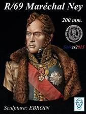 Alexandros Modelos Mariscal Ney Resina Busto 1/10th sin pintar KIT