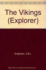 Very Good, The Vikings (Explorer), Anderson, J.R.L., Book