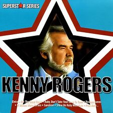 Superstar Series by Kenny rogers (CD, 2006, Payless)